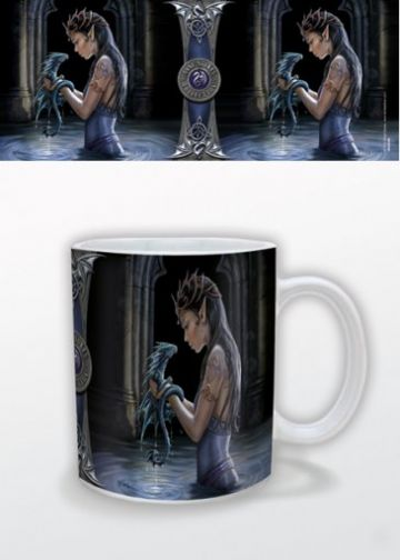 Anne Stokes ~ Water Dragon Mug